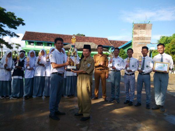 MAN 4 Pandeglang Juara Gelora IV UNMA Banten