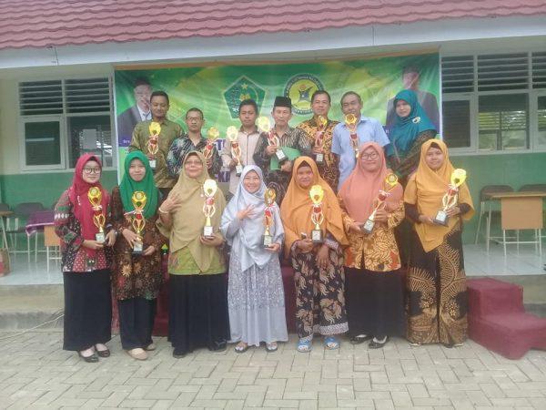 Kompetisi Sains Madrasah 2019 Kabupaten Pandeglang